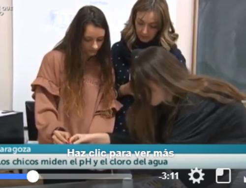 Proyecto Aqua en Aragón en Abierto