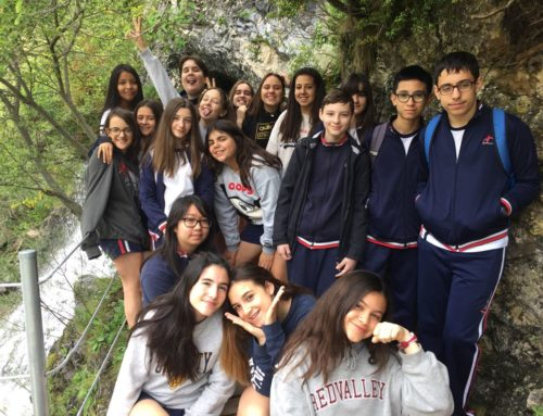 2º de ESO-Excursión fin de curso en Villanúa (Pirineo)