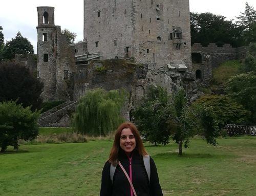 Programa Erasmus para profesores -Formación de Sagrario Lázaro en Cork