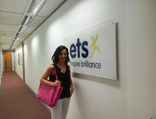 Programa Erasmus para profesores -Formación de Ana Belén Pérez en Londres