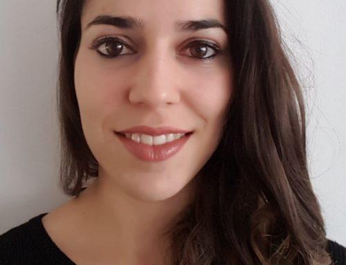 Berta Carcas Agón del G.S Educación infantil, mejor nota de FP Superior en Aragón