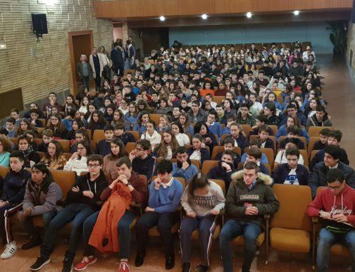 Día de la Paz en ESO y Bachillerato