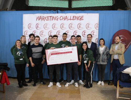 """El premio del concurso nacional de FP """"Marketing Challenge"""" se va al CIP ETI (Tudela) por segundo año consecutivo"""