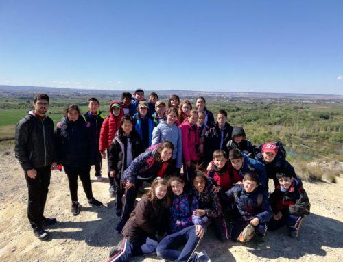 ¡Visita el Galacho de Juslibol con nuestro alumn@s 5º de Primaria!