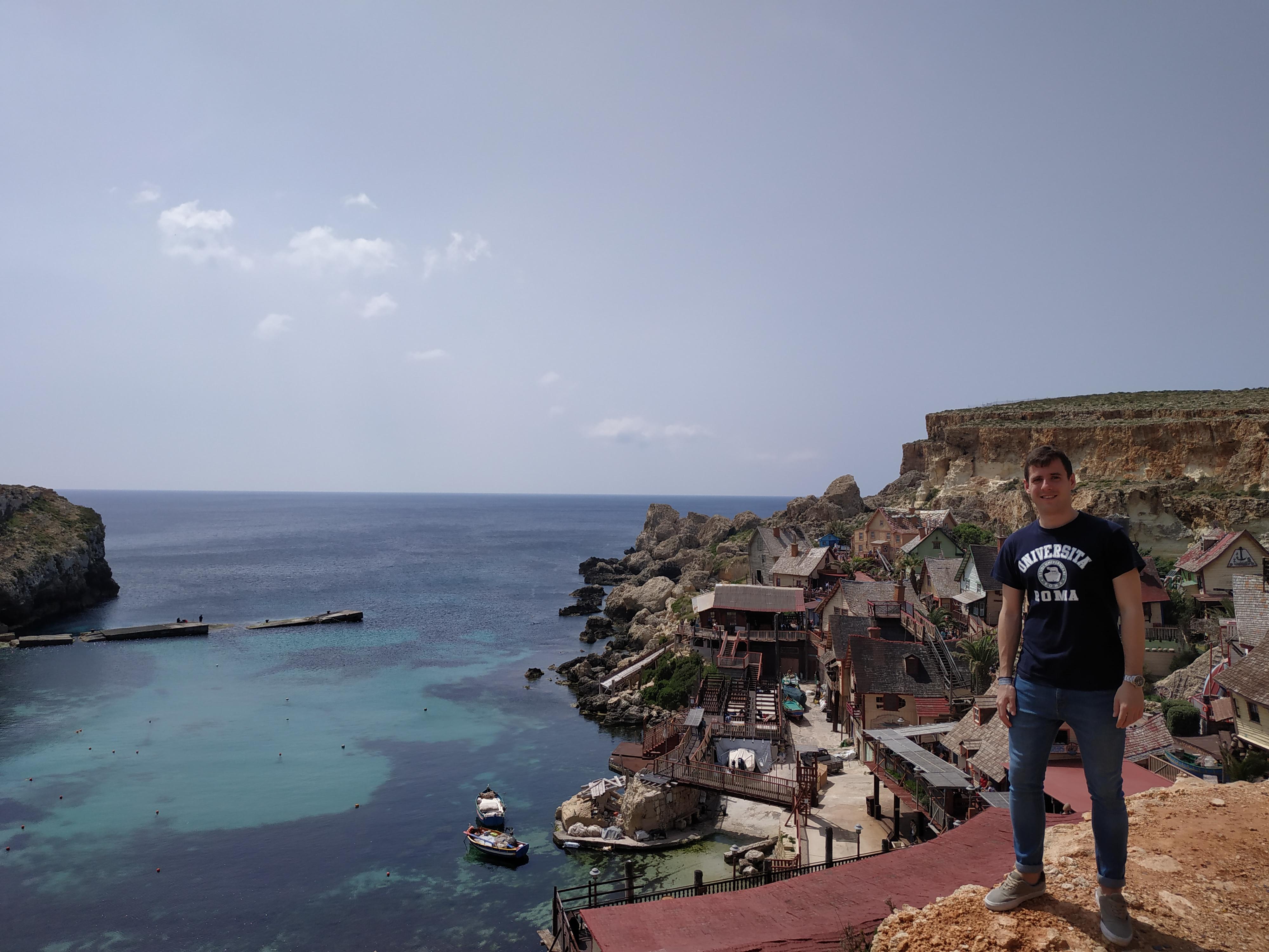 La experiencia de Victor de Erasmus+ en Malta