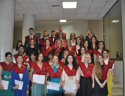 Ceremonia de Graduación Ciclo Formativo Superior Ed. Infantil