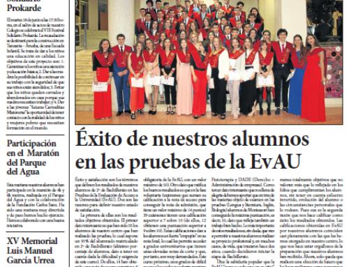 Periódico Montessori curso 2018-2019