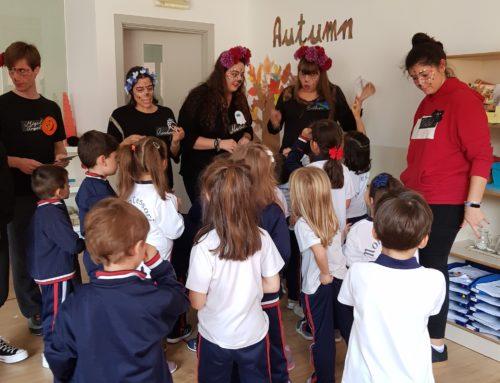 Halloween en el Colegio Montessori: el juego es algo más que diversión