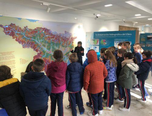 Salida Confederación Hidrográfica del Ebro -5º A y 5º B-