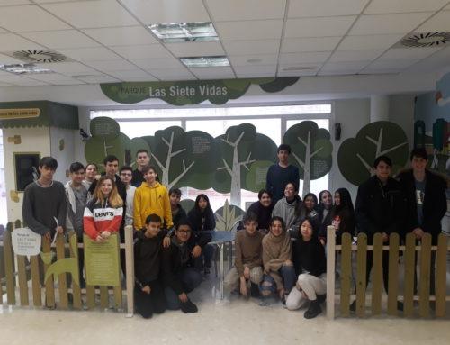 Salida 4º de la ESO: visita al aula de medio ambiente urbano La Calle Indiscreta