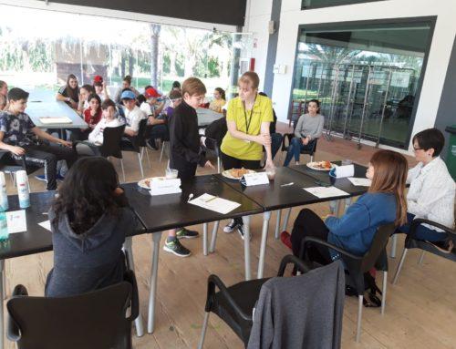 Inmersión lingüística en Oliva (Comunidad Valenciana) – 2º de la ESO