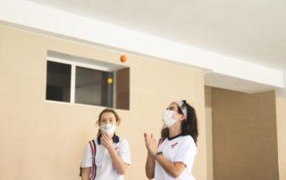 Ed. física primaria malabares y creación de pelotas