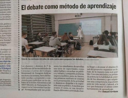 """""""El debate como método de aprendizaje"""""""