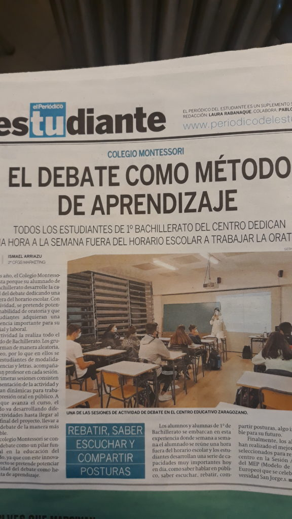 Noticia Periódico de Aragón