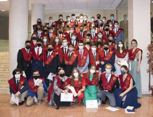 Graduación de bachillerato 19-21