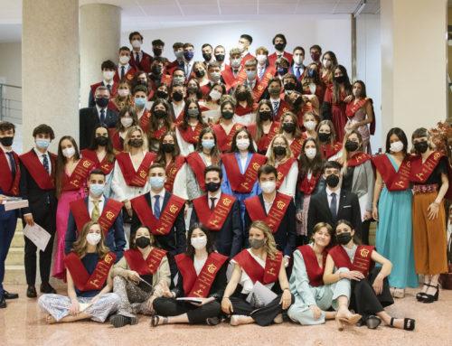 Graduación promoción 2018-2020